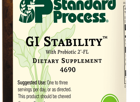 In Need of Additional Gastrointestinal Support? Meet GI Stability.