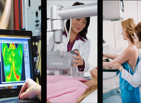 Thermography vs Ultrasound vs Mammography