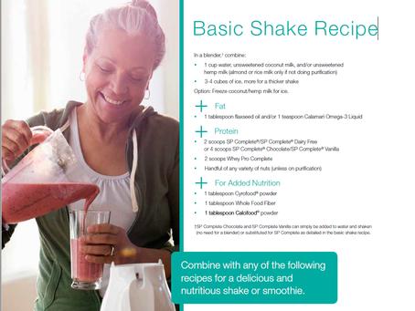 21 Day Purification Program at DOCS Has Begun - Shake Recipes