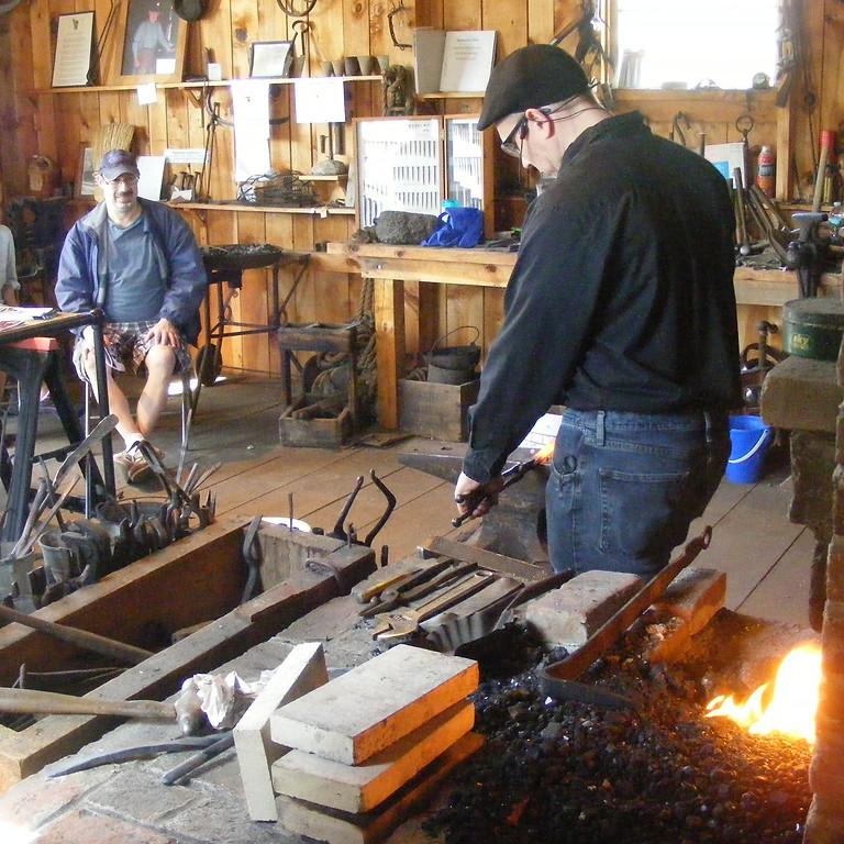 Hammer-In Blacksmith Event