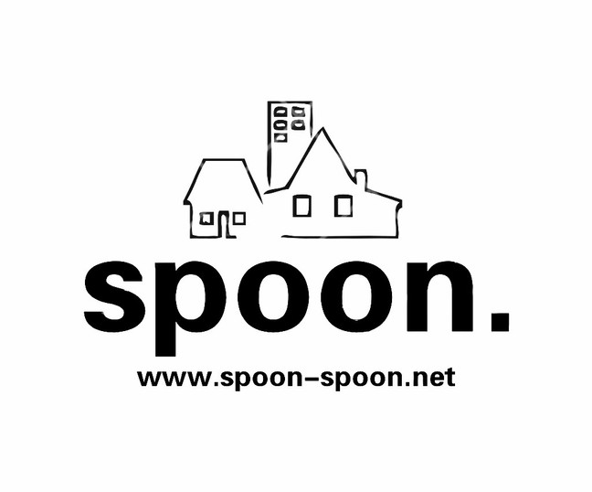 「spoon.」New Logo
