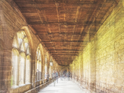 Cloisters - Durham City