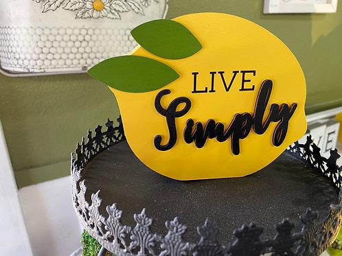lemon simply