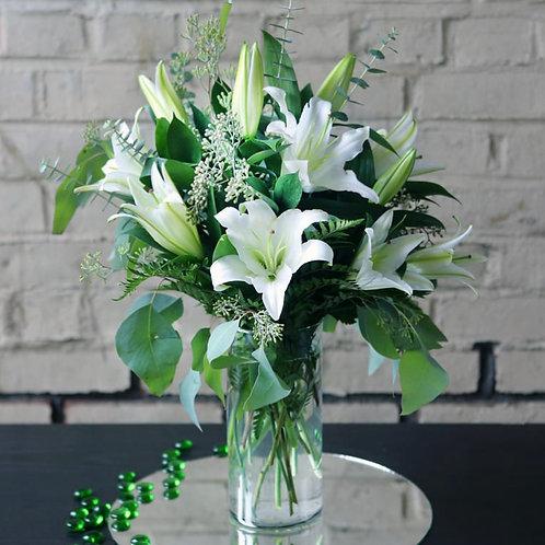 white elegance