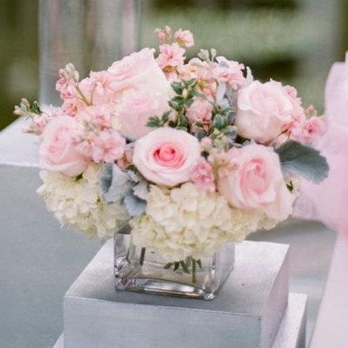 pink rose'