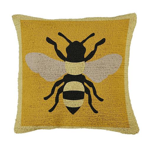 """bumble bee pillow 18""""x 18"""""""