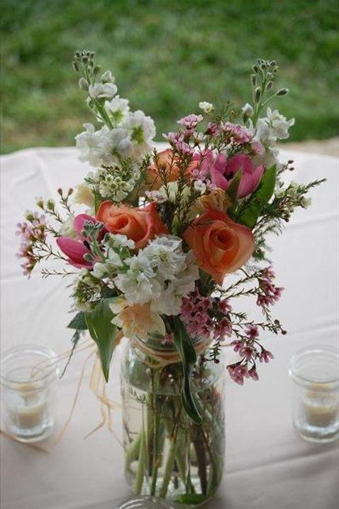 seasonal mixed arrangement