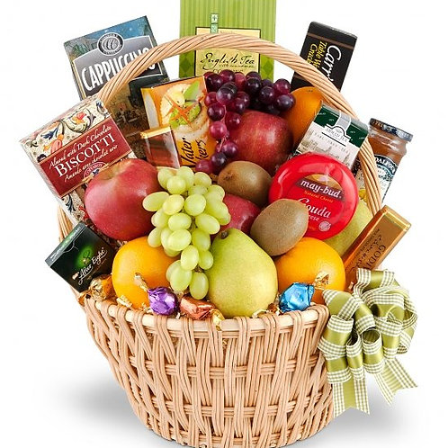 Fruits and More Basket