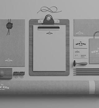 graphic design - extra dimension marketing