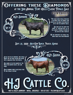 HJ Cattle Co.