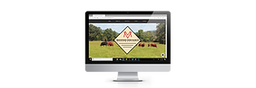 Ranch - Livestock Website Design