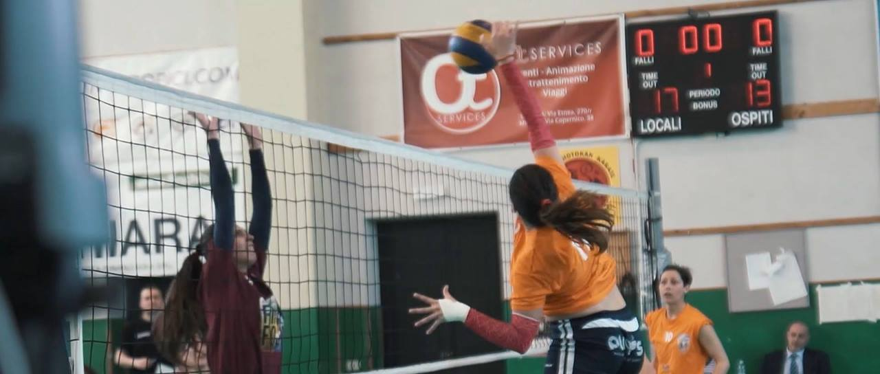 Volley Coppa Sicilia 31 Marzo 2018