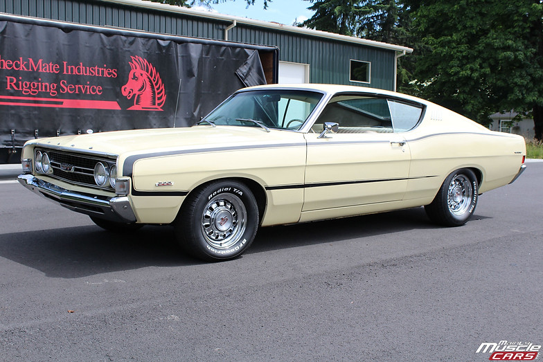 1968 Ford Torino GT Fastback | Mainly Muscle Cars - We Buy