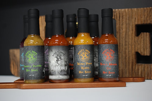 Hot Sauce 4 - Pack