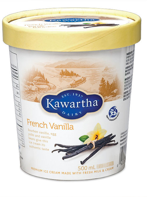 Kawartha - French Vanilla