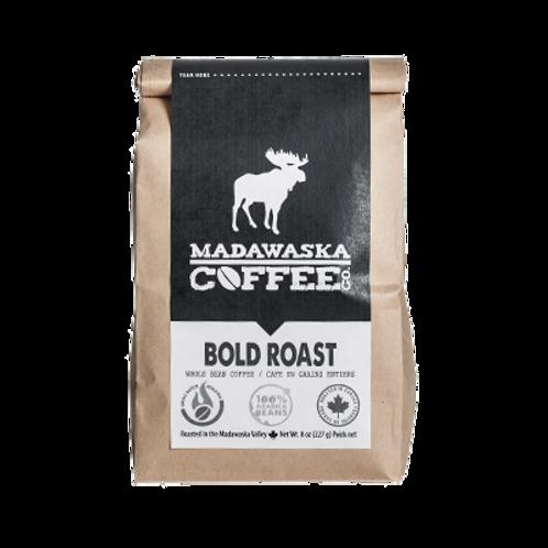 Madawaska Coffee -Bold Roast 1/2 lb Ground