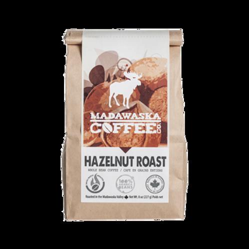 Madawaska Coffee - Hazelnut Roast 1/2 lb Ground
