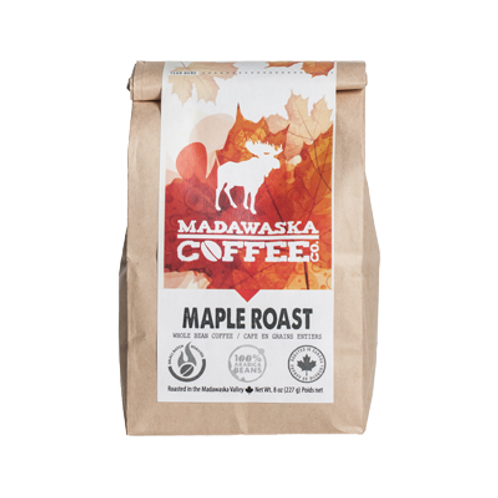 Madawaska Coffee - Maple Roast 1/2 lb Ground