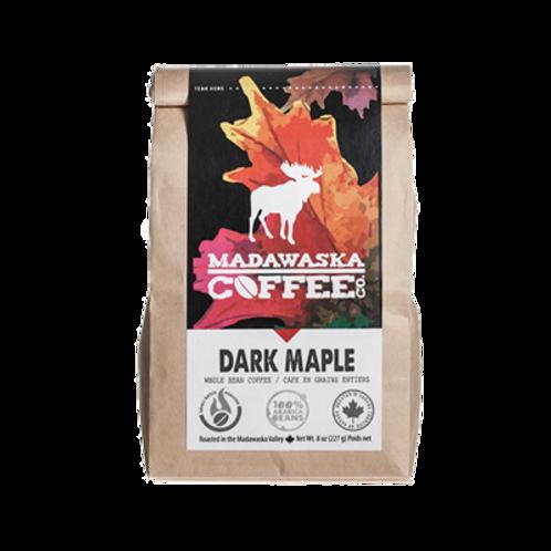 Madawaska Coffee - Dark Maple Roast 1/2 lb Ground