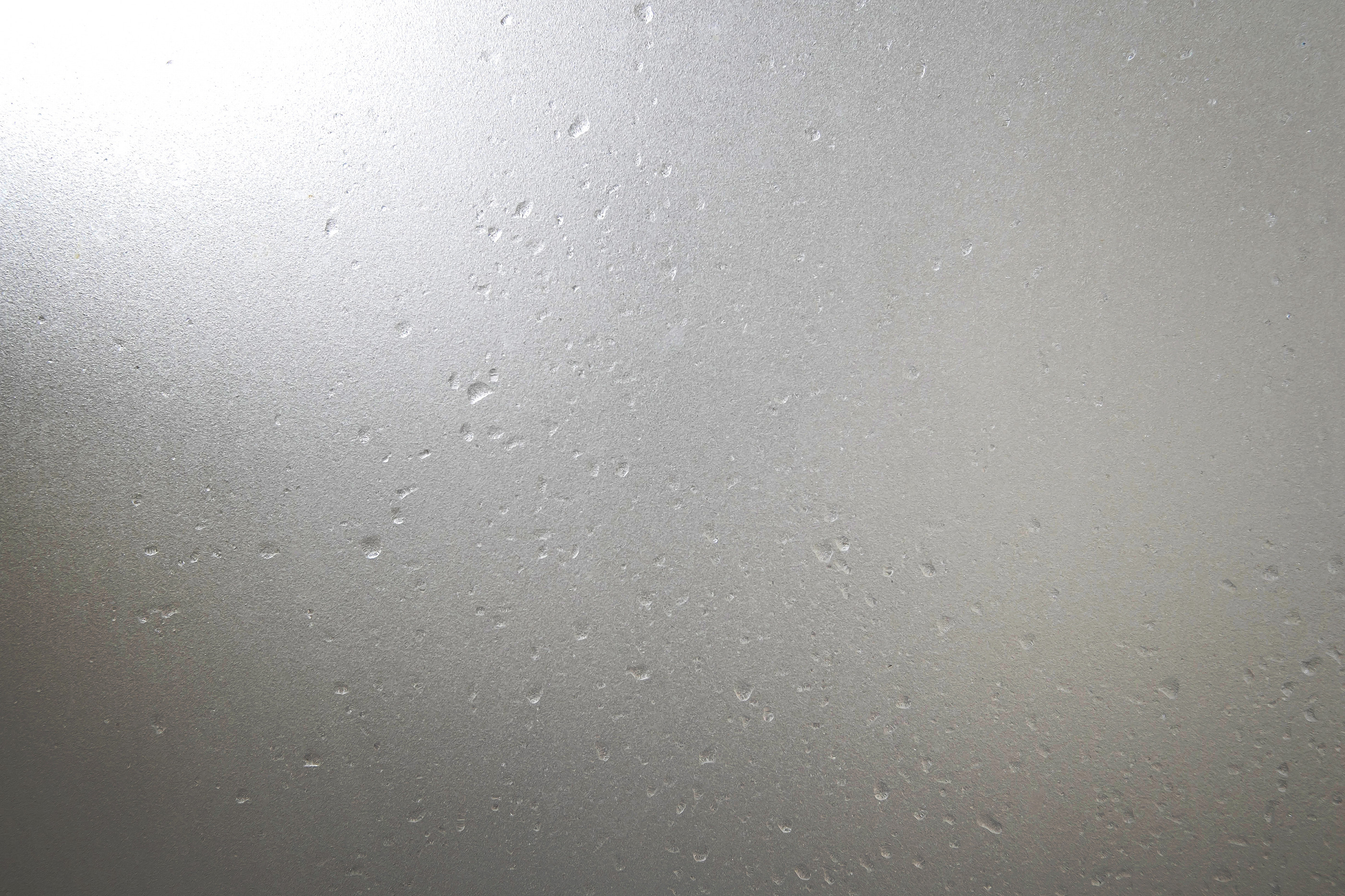 Shower glass limescale removal