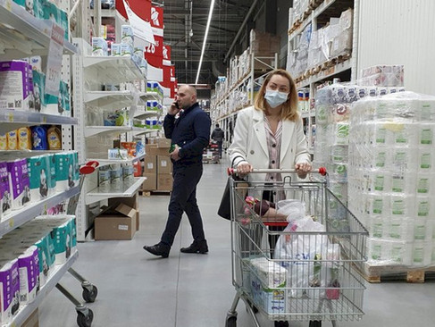 277 ezer magánvállalkozó szüntette be tevékenységét Ukrajnában a karantén miatt