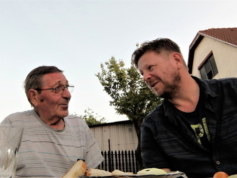 Mondik Béla Árpád, avagy Árpi, az egykori munkácsi
