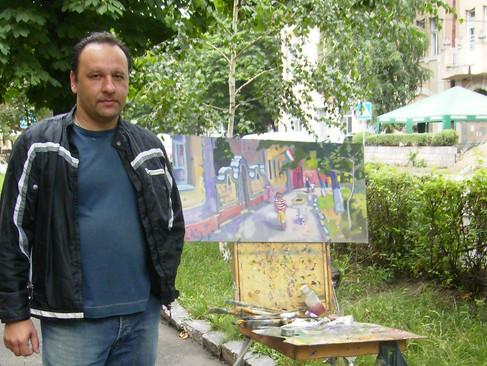 Kopriva Attila: Szeretem a munkámat és imádom Kárpátalját!