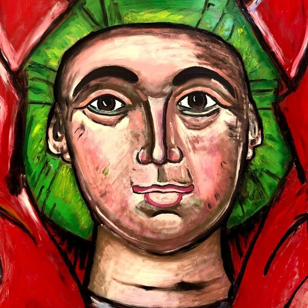 Mary Magdalene (details)