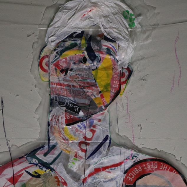 Self-Portrait 3 (detail1)