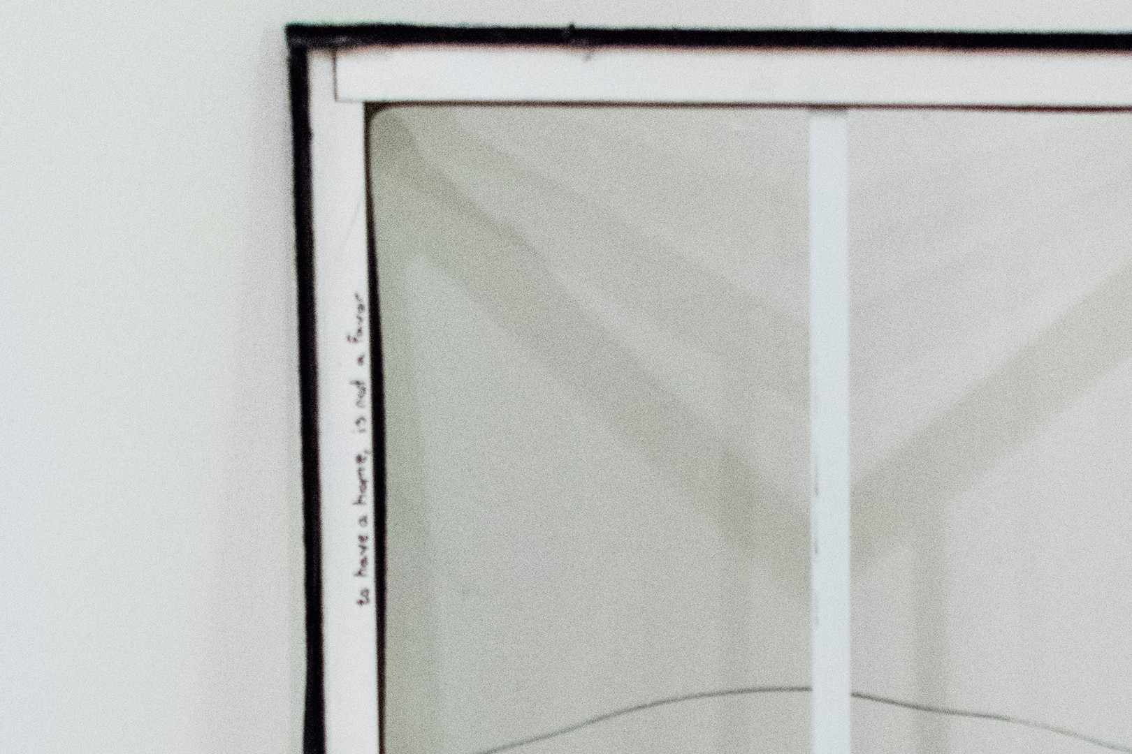 To have a home (window detail)