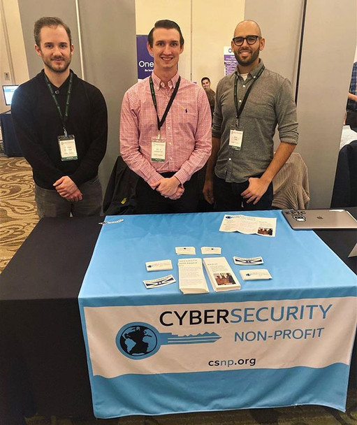 Our #Charlotte chapter was at Data Conne