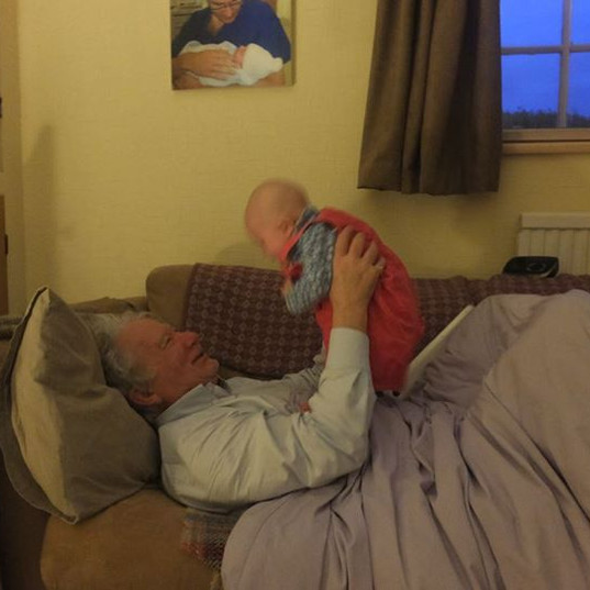 Grandad and Gracie
