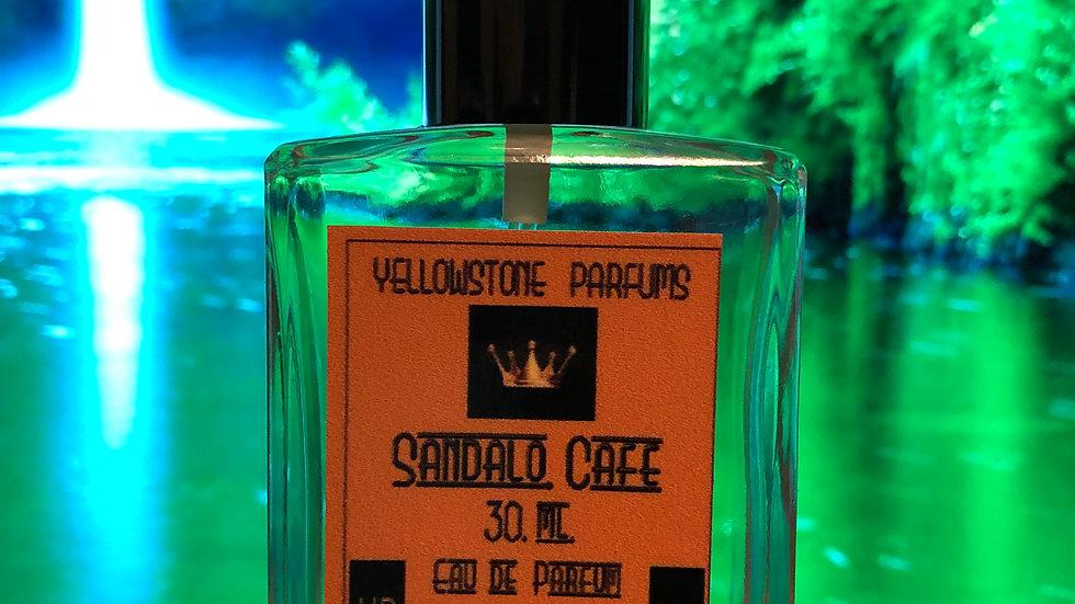 Sandalo Cafe 30ml. Eau de Parfum