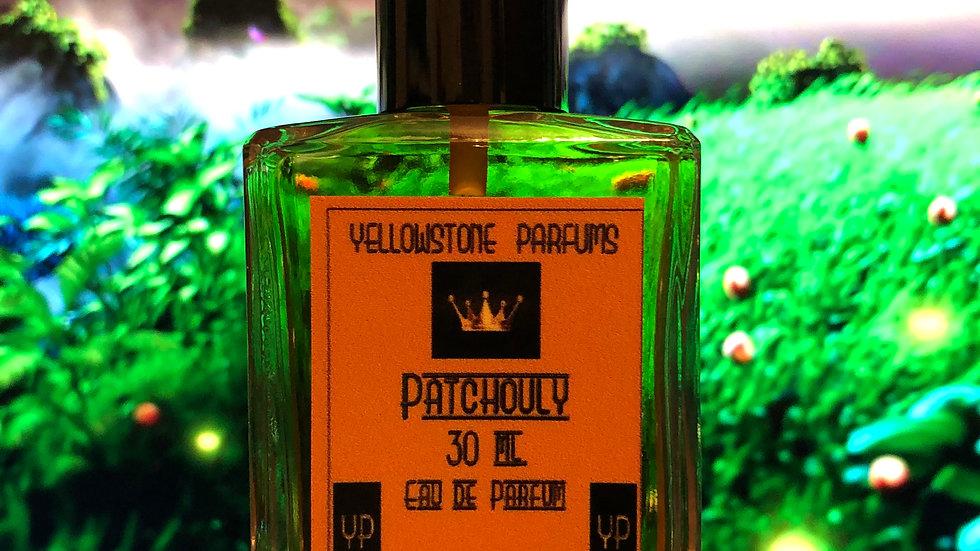 Patchouly 30ml. Eau de Parfum