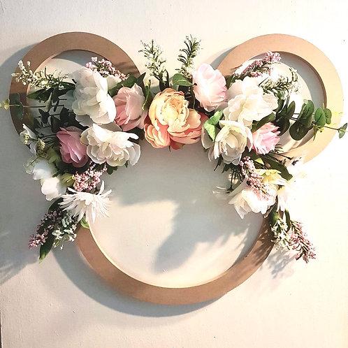 Disney Inspired Door Wreath