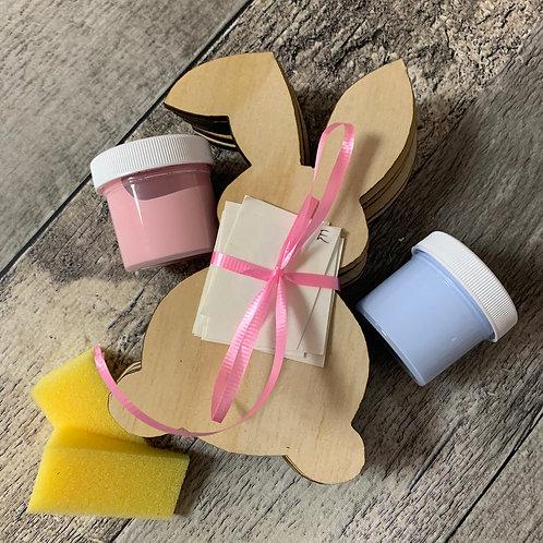 DIY Easter Bunny Craft kit
