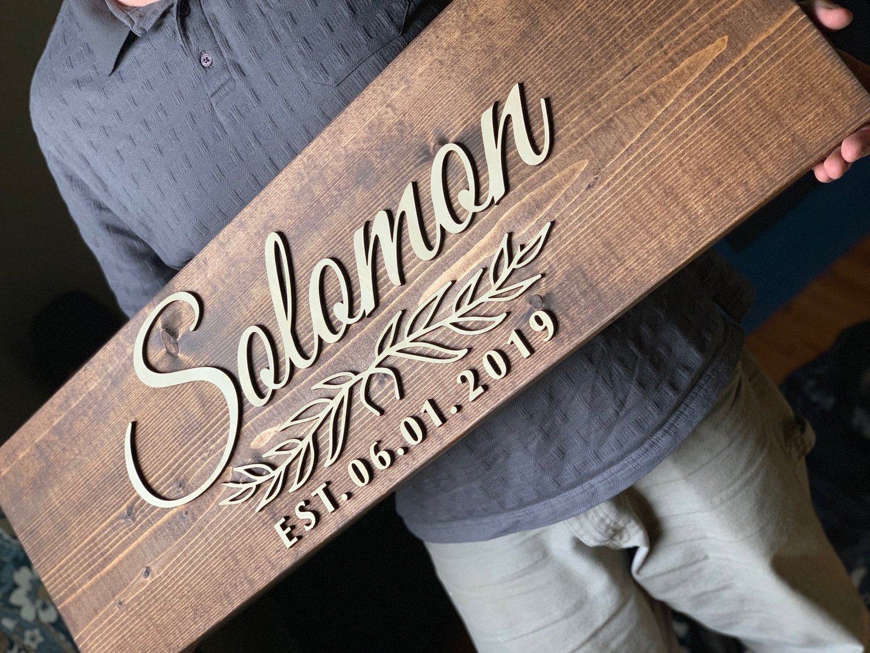 Solomon Wood Laser Cut Wedding sign 6.jp
