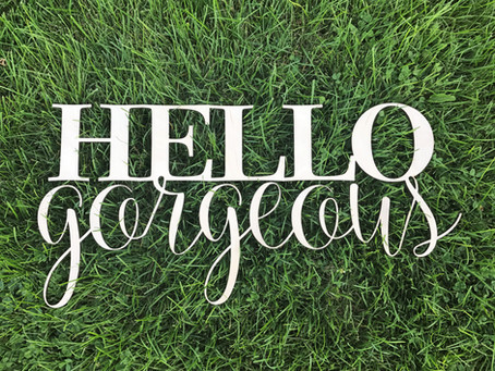 Hello 2018, Ours to Create!