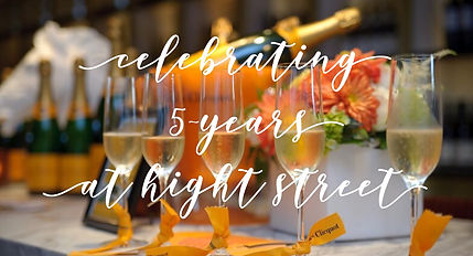 Celebrating 5-Years at High Street Antiq