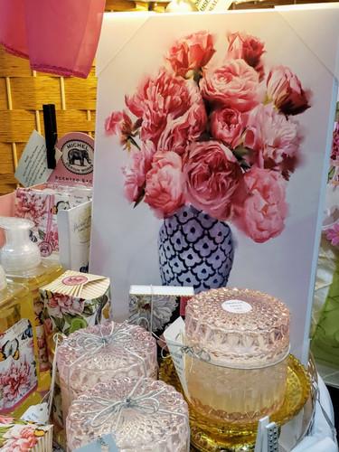 Pretty in Pink Peonies & Roses