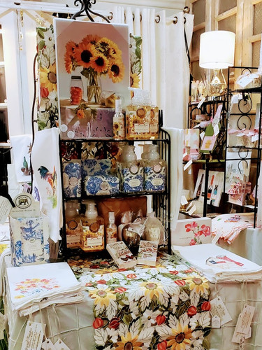 Sunflower Summer Days at the Boutique Shop at High Street Antiques & Design