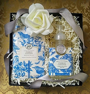 Boxed Gift for the Love of Blue & White