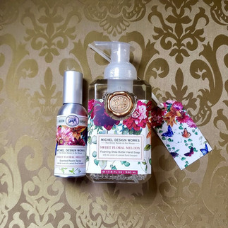 Sweet Floral Melody Gift Set