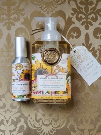 Sunflower Foaming Hand Soap & Room Spray.jpg