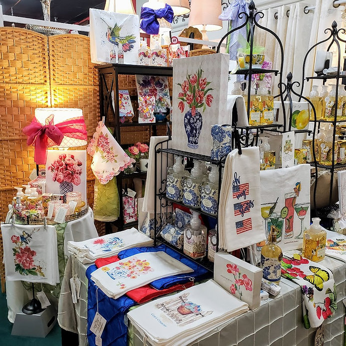 Summertime at Special Touches Home Decor & Gifts