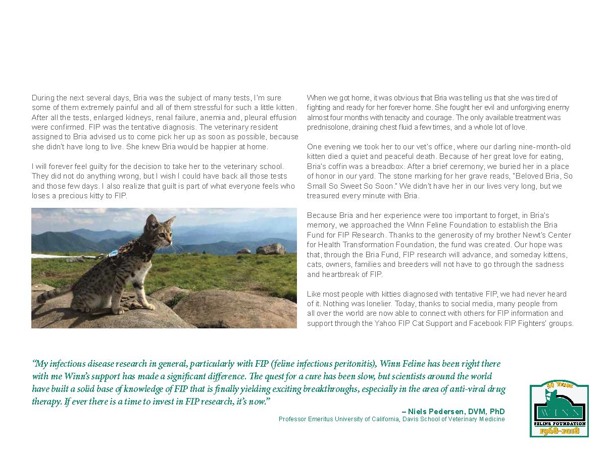Bria Fund - page 2