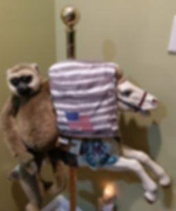 Susan's purse monkey & horse 10-1-18.jpg