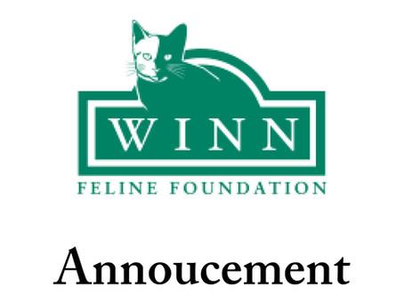 Winn Feline Foundation Announces New Executive Director, Julie Legred, CVT