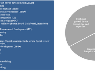 Communication in globally distributed software development environment