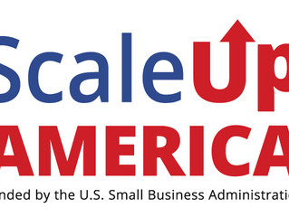 SCALE UP AMERICA!  You Still Have Time to Sign Up...